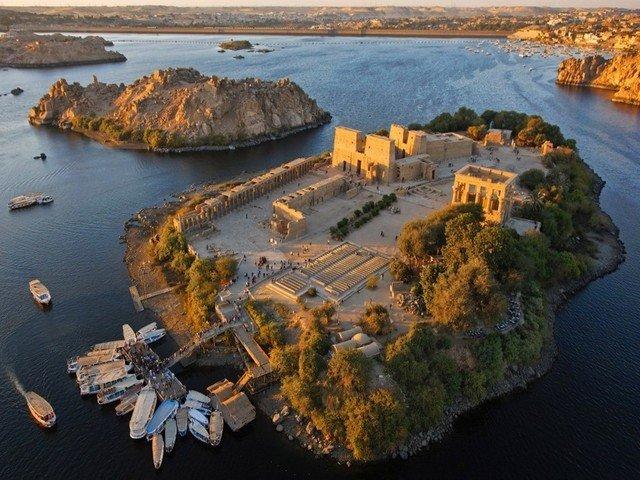 جزيرة أجيليكا Agilkia Island