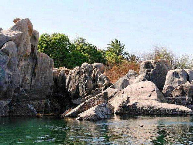 جزيرة إلفنتين Elephantine Island