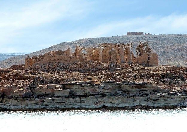 قصر إبريم Qasr Ibrim