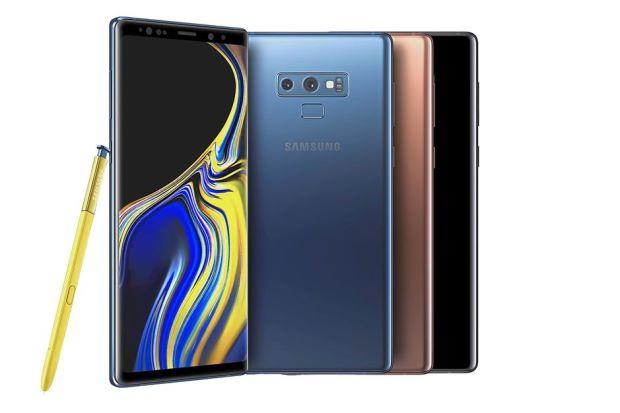 هاتف Samsung Galaxy Note 9 .. مواصفات وسعر موبايل سامسونج جلالكسي نوت 9
