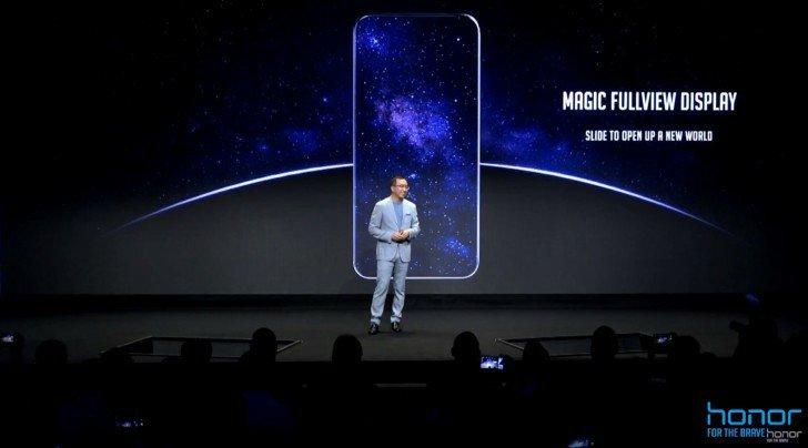 مواصفات ومميزات هاتف Honor Magic 2 من شركة هواوي