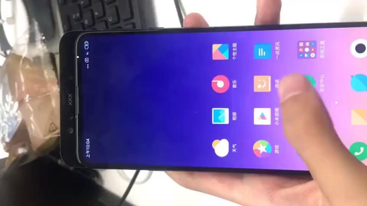 تعرف على مواصفات و سعر هاتف شاومي Xiaomi Mi Mix 3