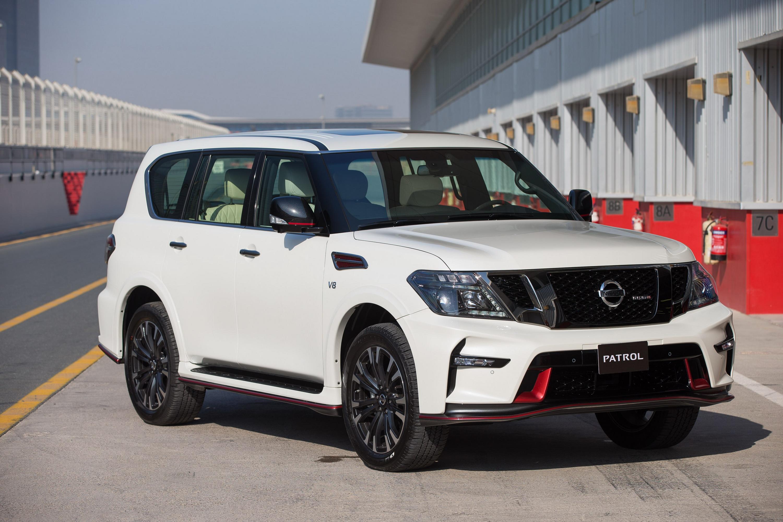 سيارة نيسان باترول ... بالصور تعرف على مواصفات وسعر Nissan Patrol 2018