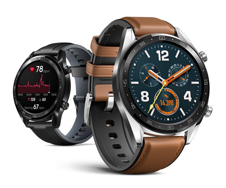 تعرف على مواصفات وسعر ساعة اليد Watch GT من شركة هواوي