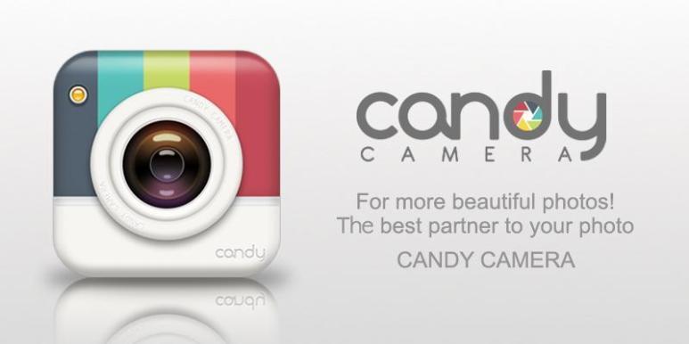 تحميلتطبيقcandy camera