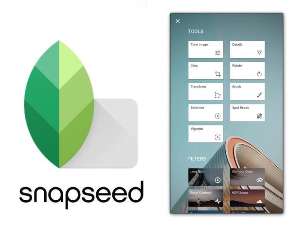 تحميلتطبيق Snapseed