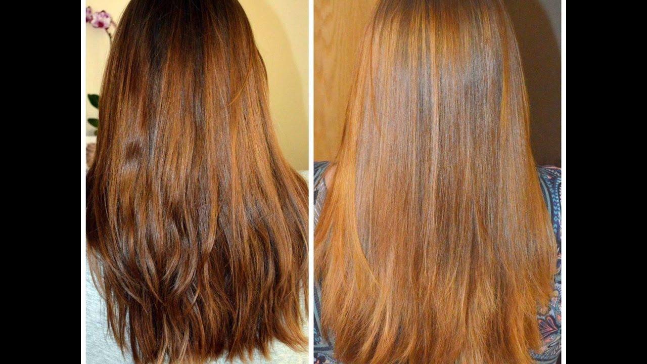 صبغ الشعر بالبروكسيد 9