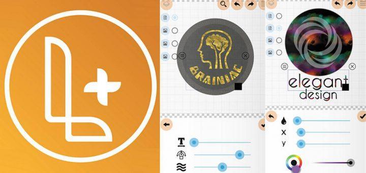 تحميلتطبيقLogo Maker Plus
