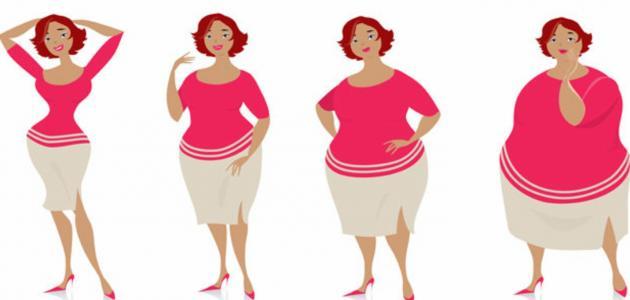 كيفية إنقاص الوزن بطريقة صحية