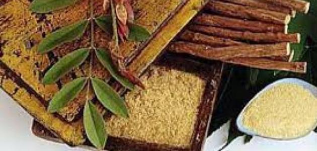وصفات العرقسوس Liquorice للبشرة