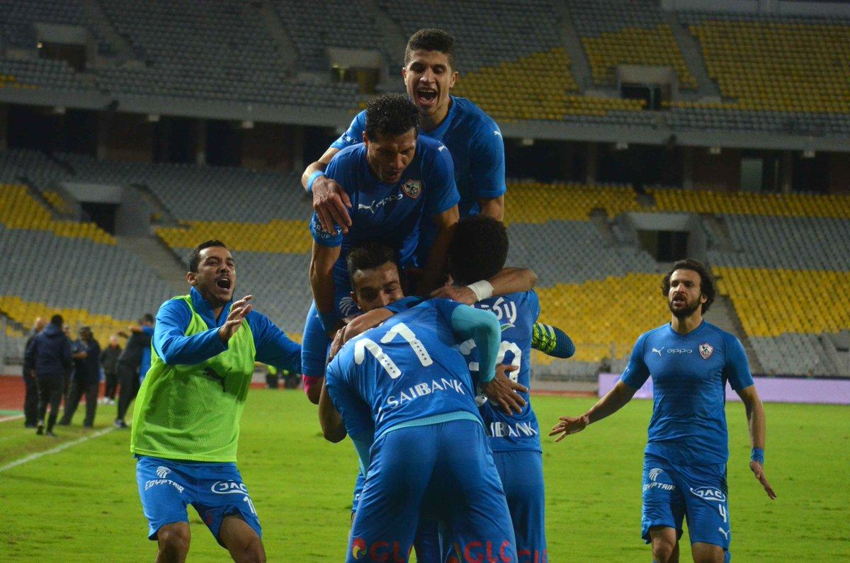 ملخص مباراة الاتحاد السكندري 1-2 الزمالك