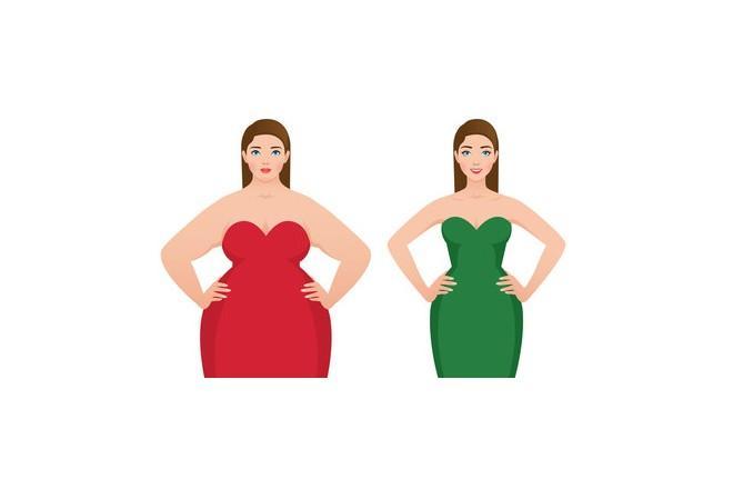 طرق صحية لإنقاص الوزن بسرعة