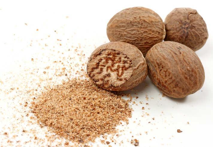 أضرار جوزة الطيب Nutmeg