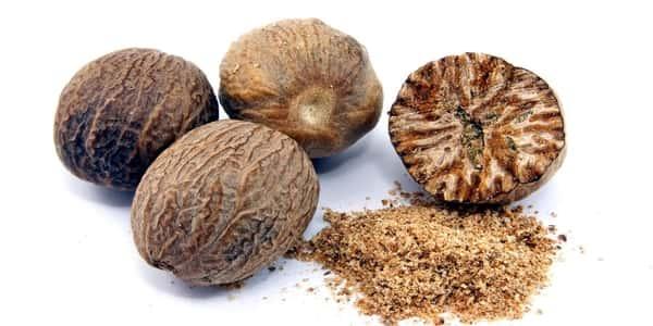 فوائدجوزة الطيب Nutmeg