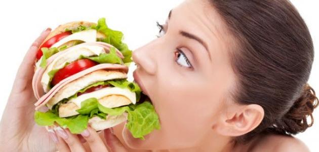 تسمين الجسم النحيف وزيادة الوزن