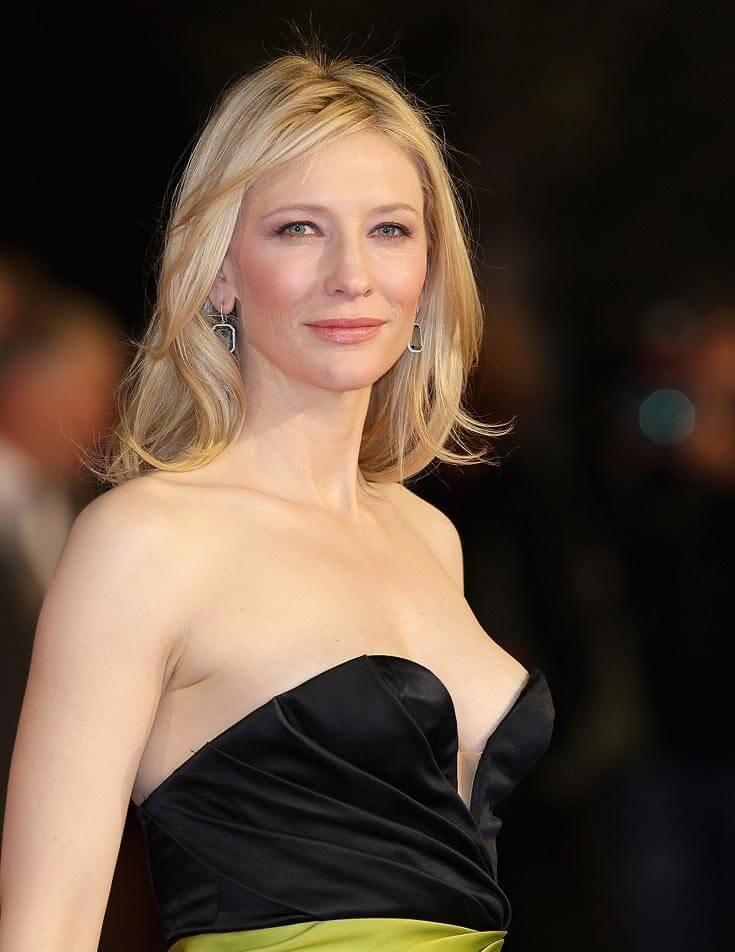 كيت بلانشيت Cate Blanchett