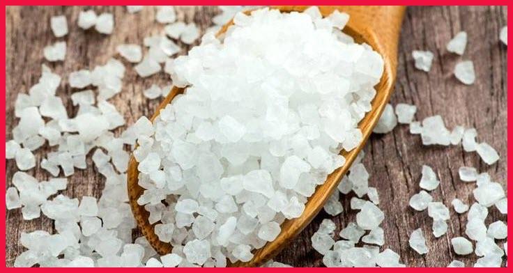 فوائد وأضرار الملح الإنجليزي Epsom Salt مع طريقة الإستخدام في الأغراض المختلفة
